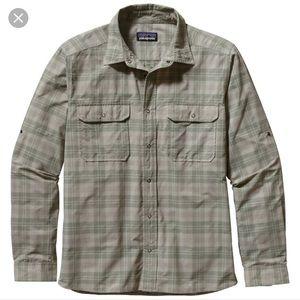 Patagonia Long Sleeve El Ray Shirt Men's
